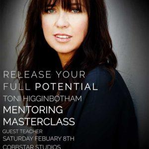 Mentoring Masterclass Toni Higginbotham